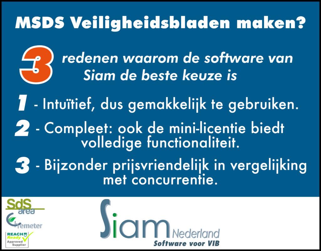 3 redenen om voor Siam software te kiezen