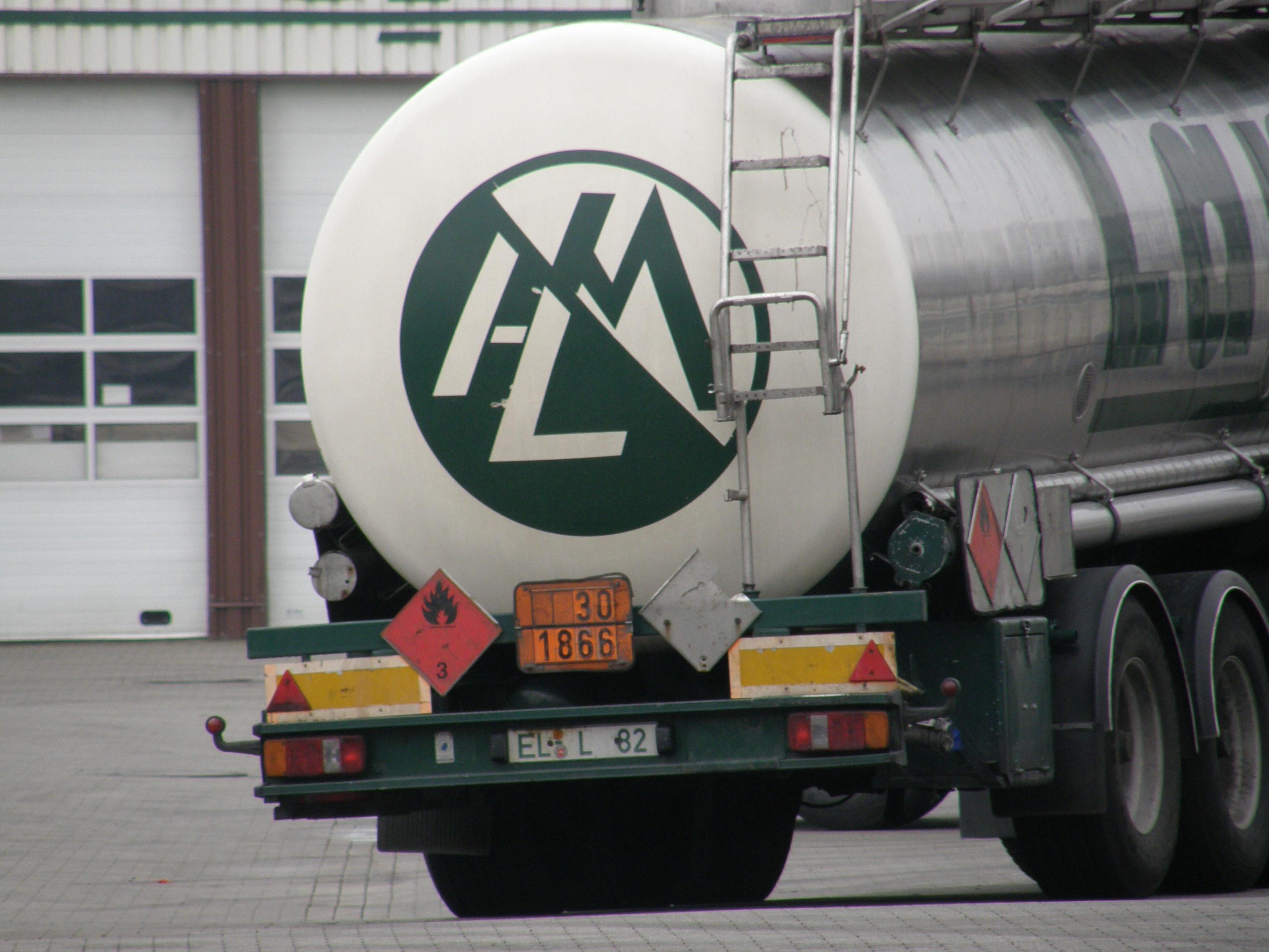 Chemisch transport: richtlijnen voor respons volgens de Cefic
