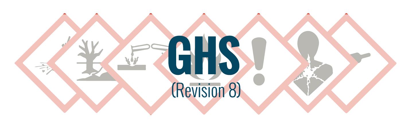 Achtste editie van GHS reeds verkrijgbaar