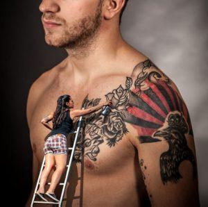 Europese Commissie gaat strijd aan met gevaarlijke tatoeage-inkt