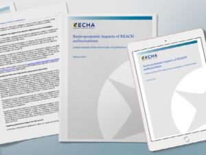 REACH-autorisatie heeft positieve gevolgen voor de gezondheid en het milieu